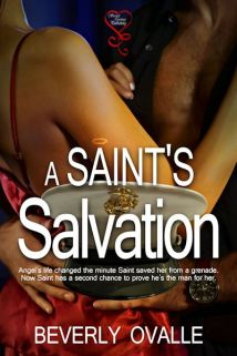 A Saints Salvation - Book Cover