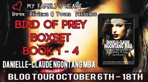 Bird of Prey Saga - Tour Banner