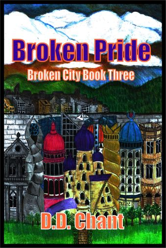 Broken Pride - Cover