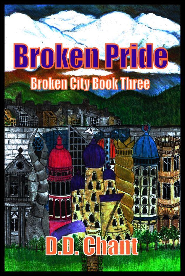 Broken Pride - Cover