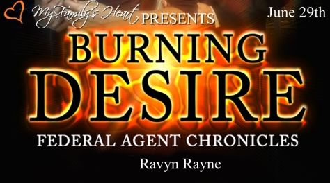 Burning Desire - Banner