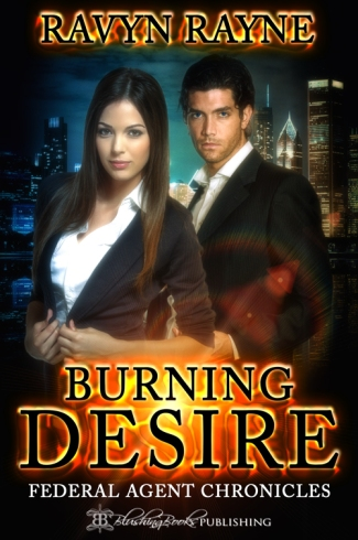 burning desire by ravyn rayne