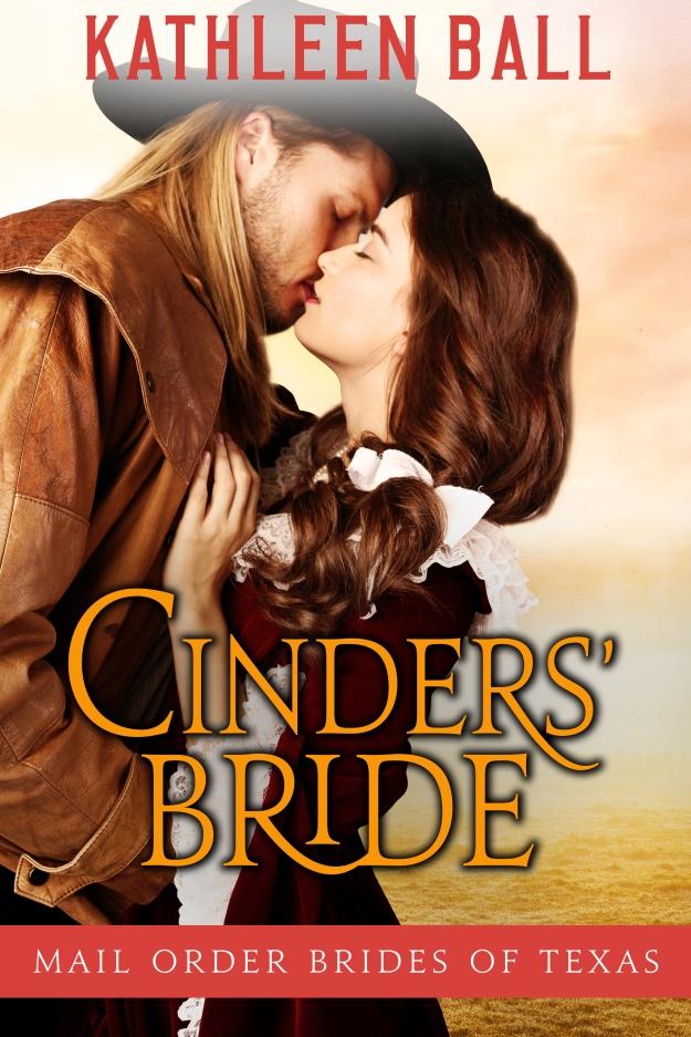 Cinders Bride - Cover