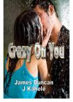 Crazy on you book cover