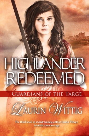 Highlander Redeemed - Cover