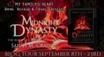 Midnight Dynasty - Tour Banner