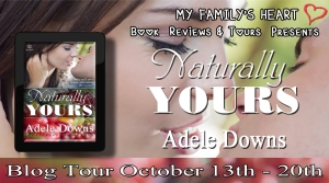 Naturally Yours - Tour Banner