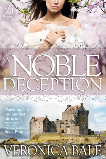 Noble Deception Cover