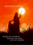 Passed The Moments - Book Cover