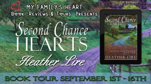 Second Chance Hearts - Tour Banner