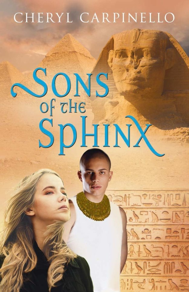 Sons of the Sphinx - Book Cover
