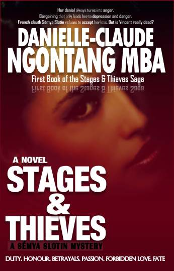 Stages & Thieves - Book Cover