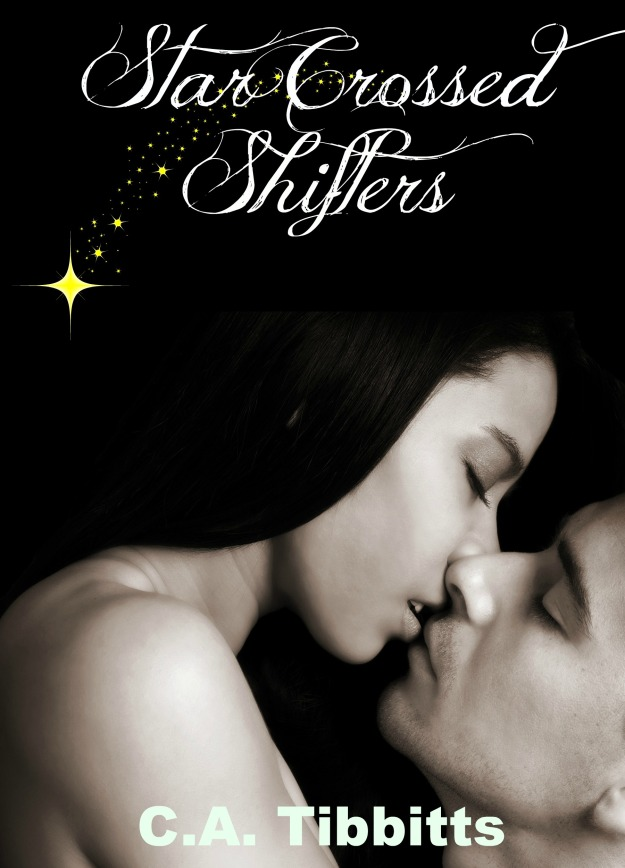 Star Crossed Shifters - Cover