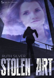 Stolen Art - Book Cover