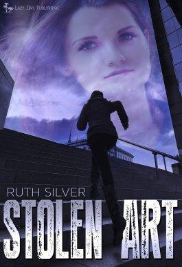 Stolen Art - Book Cover