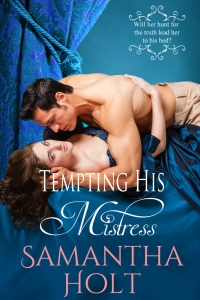 Tempting His Mistress - Book Cover