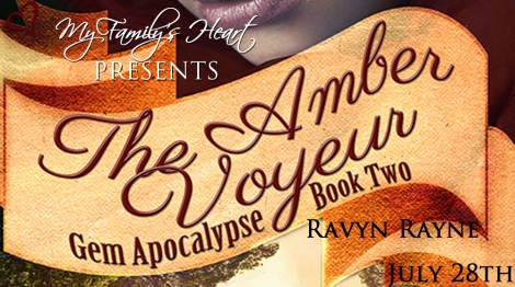 The Amber Voyer - Banner