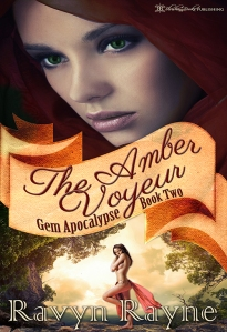 The Amber Voyer - Cover