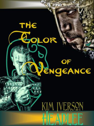 The Color of Vengence - Cover