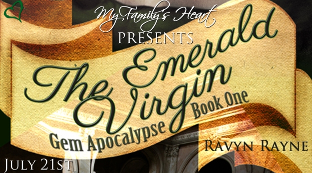 The Emerald Virgin - Banner