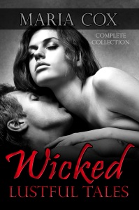 Wicked Lustful Tales - Book Cover