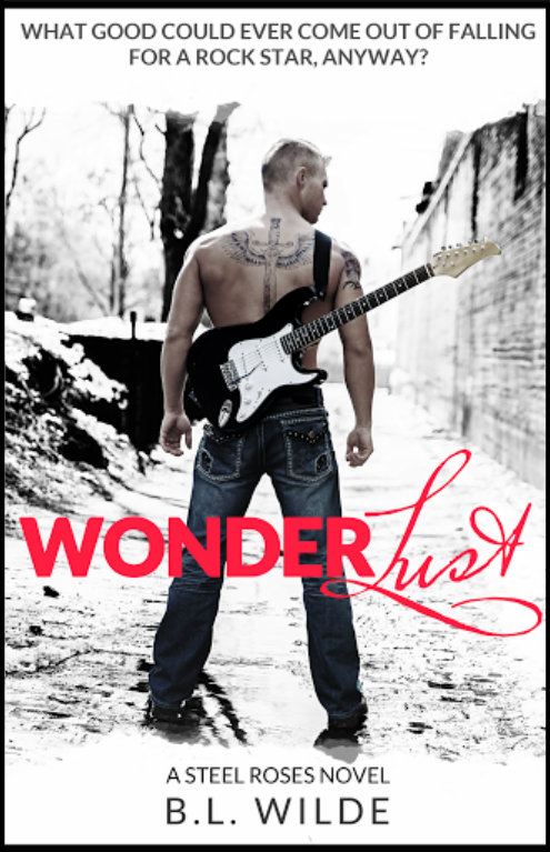 Wonderlust - Book Cover