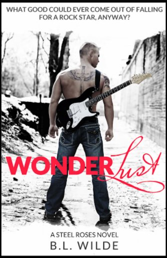 Wonderlust - Book Cover