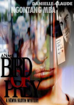 Book Cover - Bird Of Prey