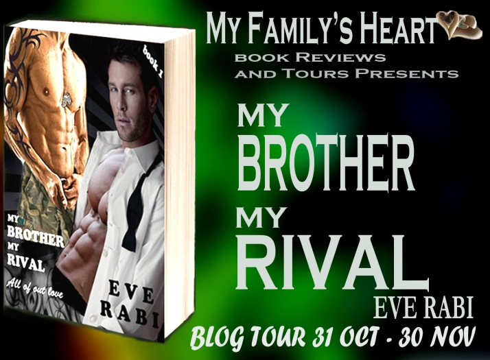 Banner My Brother My Rival for Tour 2