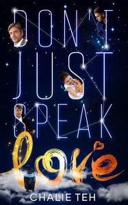 Book Cover - Dont Just Speak Love