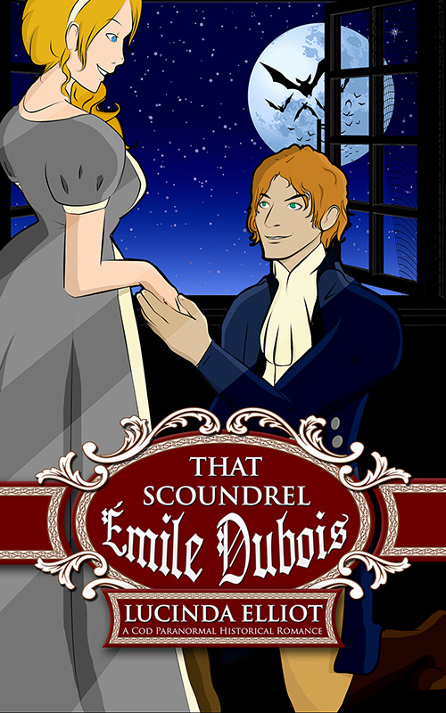EmileDubois-800 Cover reveal and Promotional