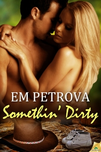 Somthin' Dirty - Book Cover