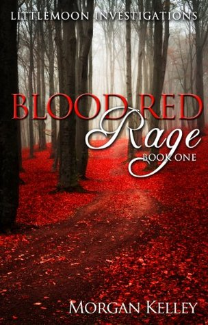 Blood Red Rage cover