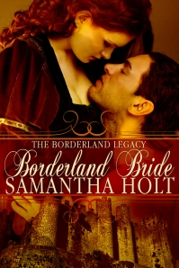 Borderland Bride Cover