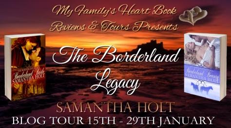Borderland Legacy - Tour Banner