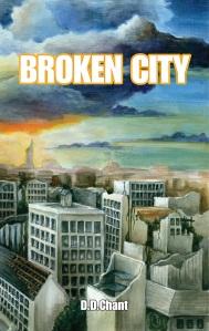 broken city kindle cover