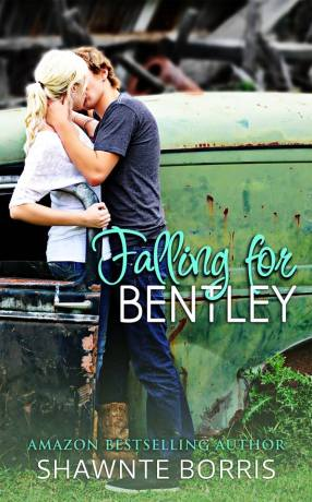 Falling For Bentley Cover