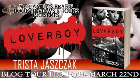 LOVERBOY *~*BlogTour~*~ & Giveaway