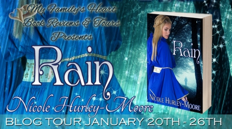 Rain - Tour Banner