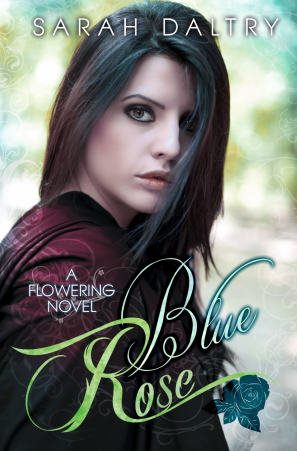 Blue Rose Cover