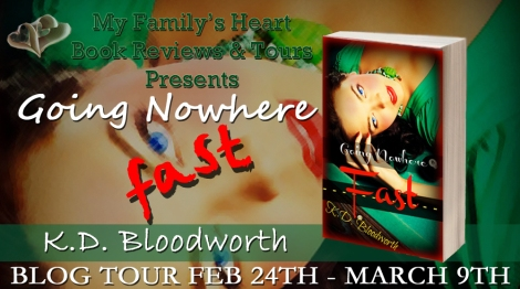 Going Nowhere Fast Revised Banner