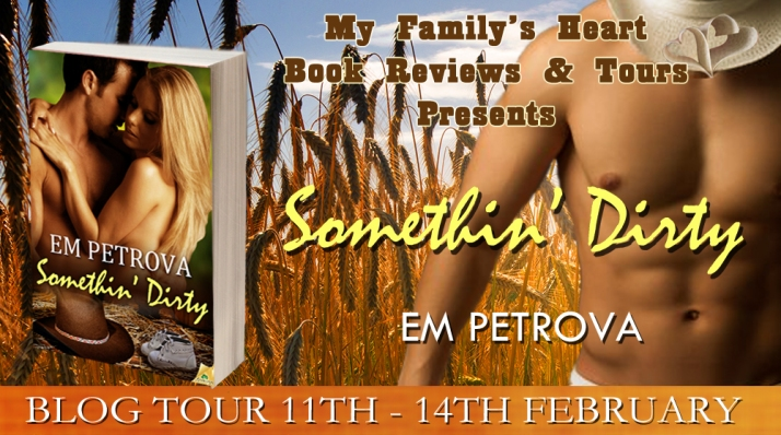 Somethin' Dirty - Tour Banner