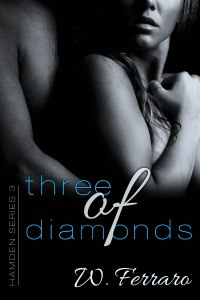 Three of Diamonds - W. Ferraro - med res