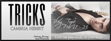 Tricks Blog Tour Banner