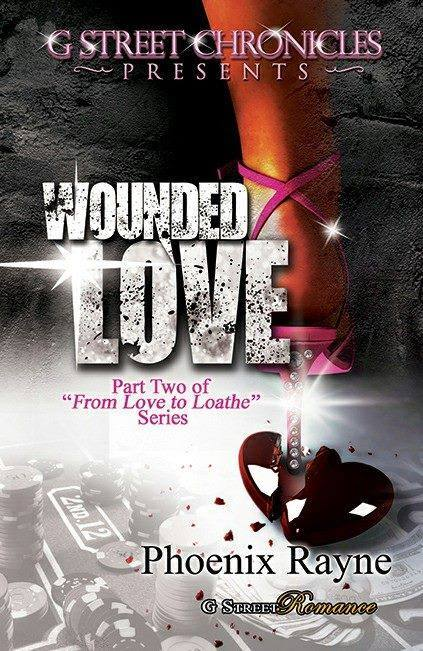 Wounded Love Book Cover