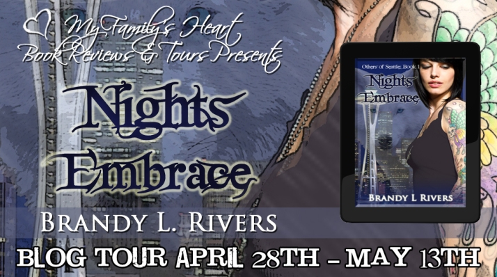 Nights Embrace - Tour Banner