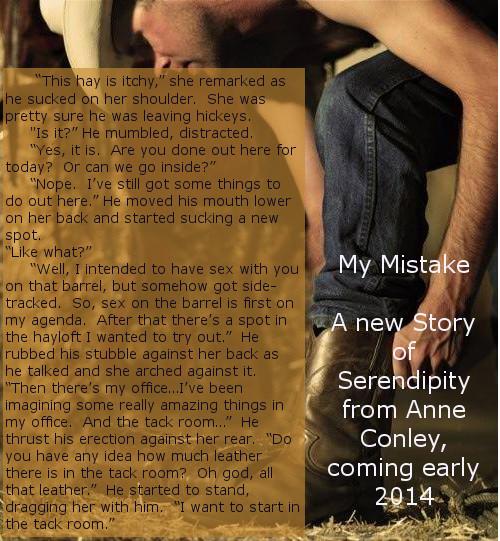 Teaser 2 - My Mistake