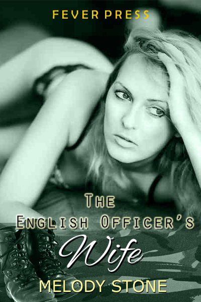 The English Officers Wife - Book Cover