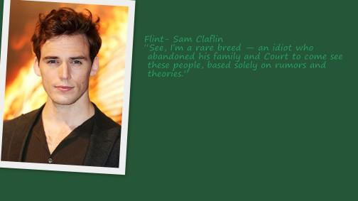 Flint- Dream Cast