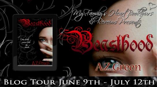 Beasthood - Tour Banner